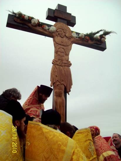 Хрест в Білокуракине
